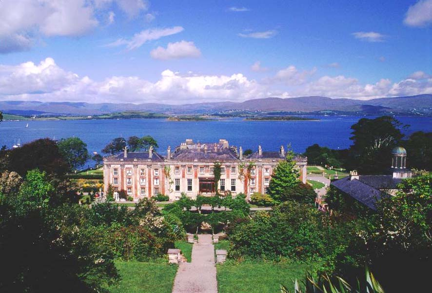 Bantry house cork for Bantry house